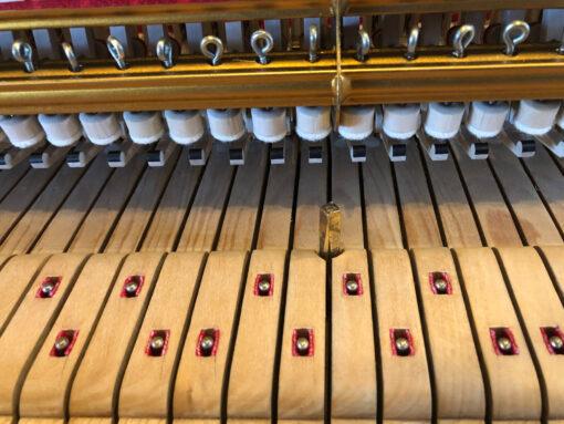 Steinway Hugo de Jong piano's